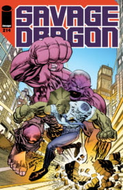 Cover Savage Dragon Vol.2 #214