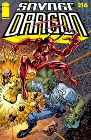 Cover Savage Dragon Vol.2 #216