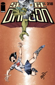 Cover Savage Dragon Vol.2 #218
