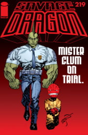 Cover Savage Dragon Vol.2 #219