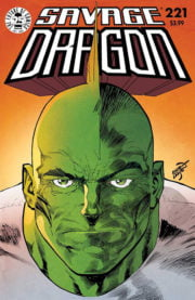 Cover Savage Dragon Vol.2 #221