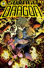 Cover Savage Dragon Vol.2 #222a