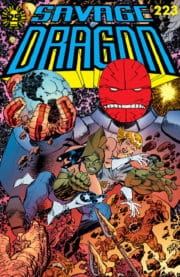 Cover Savage Dragon Vol.2 #223a