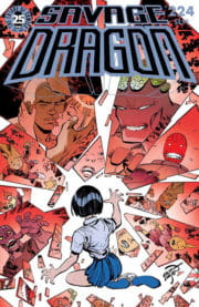 Cover Savage Dragon Vol.2 #224