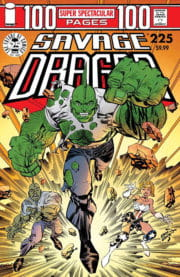 Cover Savage Dragon Vol.2 #225a