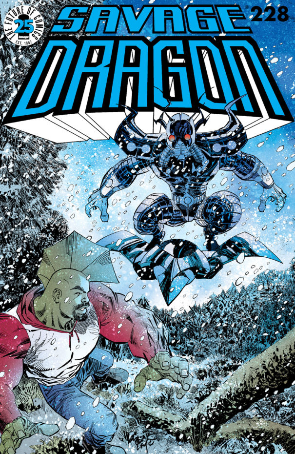 Cover Savage Dragon #228