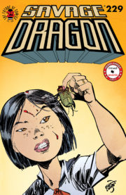 Cover Savage Dragon Vol.2 #229