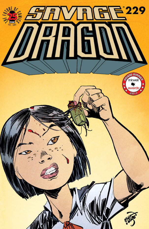 Cover Savage Dragon #229