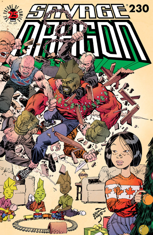 Cover of Savage Dragon Vol.2 #230