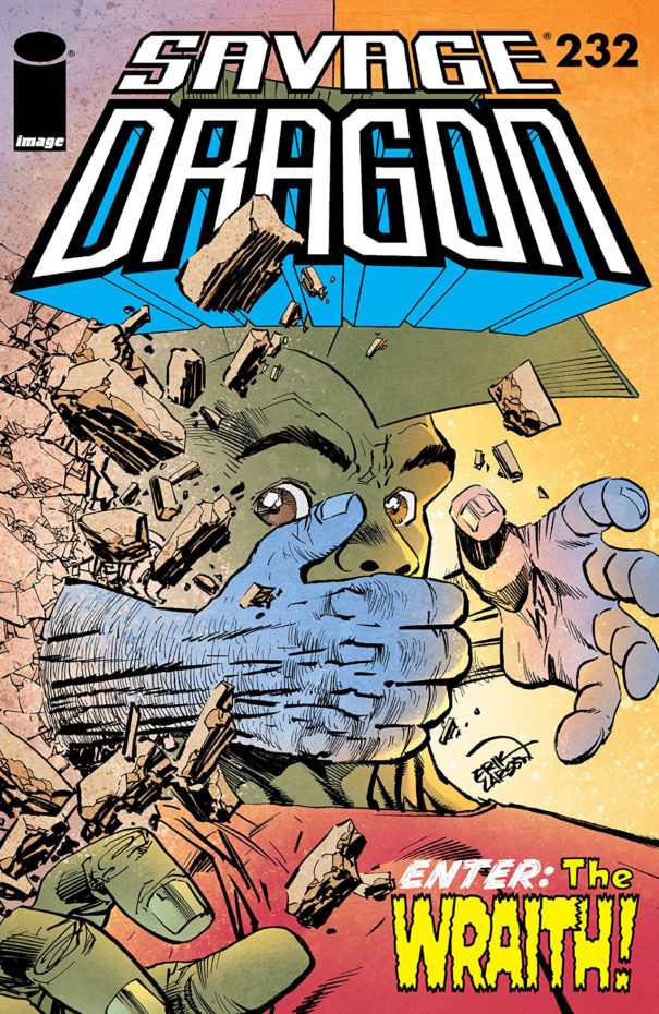Cover for Savage Dragon #232