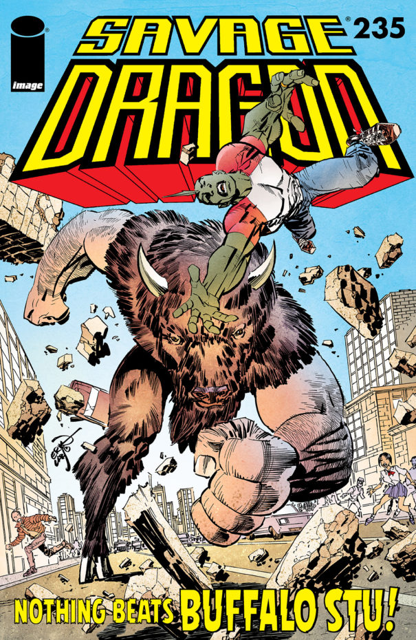 Cover Savage Dragon Vol.2 #235