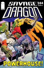 Cover Savage Dragon Vol.2 #244