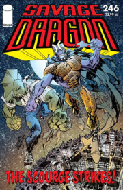 Cover Savage Dragon Vol.2 #246