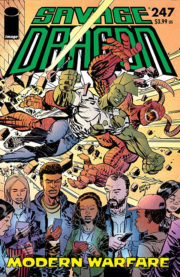 Cover Savage Dragon Vol.2 #247