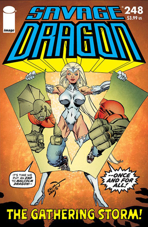 Official Savage Dragon Website