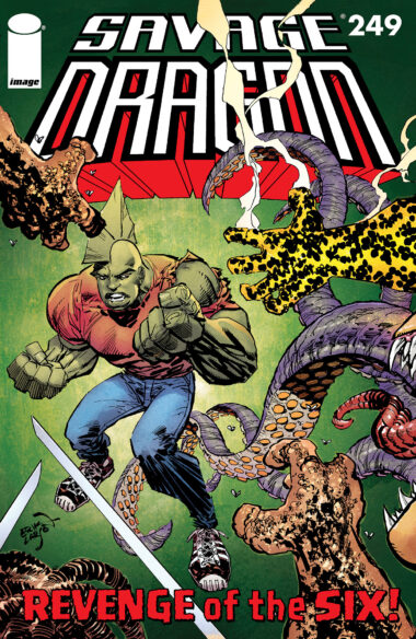 Cover Savage Dragon Vol.2 #249