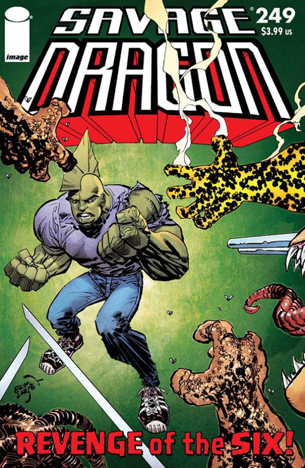 Cover Savage Dragon #249