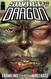 Cover Savage Dragon Vol.2 #251