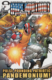 Cover Superpatriot Vol.3 America's Fighgting Force #1