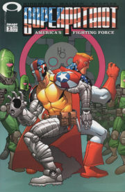 Cover Superpatriot Vol.3 America's Fighgting Force #2