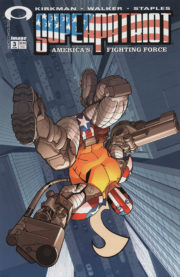 Cover Superpatriot Vol.3 America's Fighgting Force #3