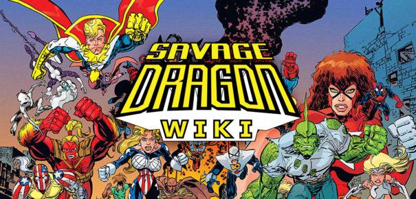 Savage Dragon Wiki 2 0 is online - Savage Dragon